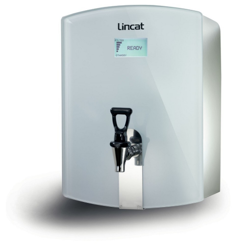 Lincat WMB3F/W White Glass Finish Water Boiler